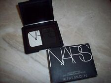 Nars Duo Eyeshadow PANDORA (SHEER WHITE, MATTE BLACK) FULL SIZE, NIB .14 OZ 4g