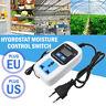 1x Digital Humidity Controller Hygrostat Moisture Switch Socket 10A 110V -220V