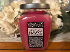 """Home Interiors (Celebrating Home) """"Angel Wings"""" Scented Petite Jar Candle~Nos~"""