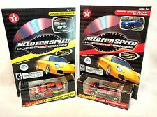 Lot 2 Texaco EA Need For Speed Porsche Unleashed Custom Race Car 1:64 Die Cast
