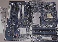 Intel Core 2 Extreme Quad P35 DP35DP 7 PCI/PCI-E Slots LGA775 Motherboard &Plate