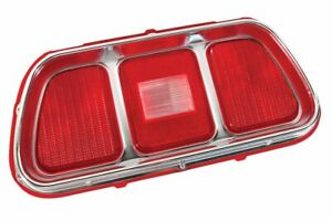 1971-1973 Ford Mustang Taillight Lens