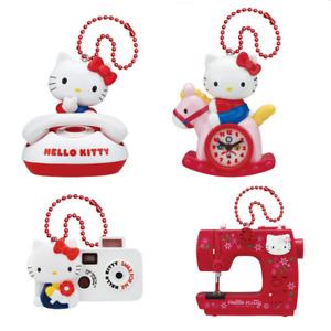 Blind Box Hello Kitty Vintage Replica Toy Keychain Charm 1 Random Figure