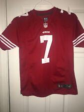 11fa277620b Colin Kaepernick San Fransisco 49ers Jersey Youth Sz M 10 12 Nike