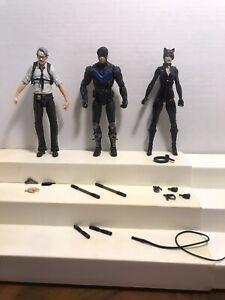 Batman Arkham Knight Series 2 Action Figures