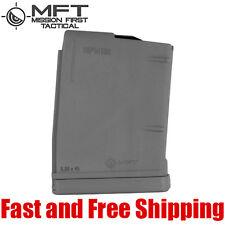 Mission First Tactical MFT 10 Round 5.56/223 Magazine Lightweight Polymer - Grey