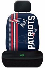 NFL New England Patriots Printed Logo Car Seat Cover