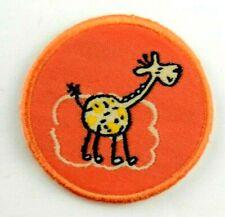 Applikation zum Aufbügeln Bügelbild  3-687  Giraffe