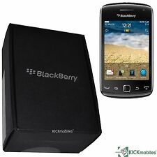 BlackBerry Curve 9380 - Black GSM Unlocked Touch Screen 5 MP Camera Smartphone