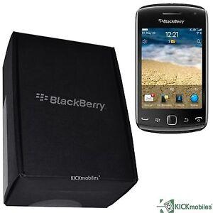 BlackBerry Curve 9380 - Black GSM Unlocked Touch Screen 5 MP Camera Smartphone