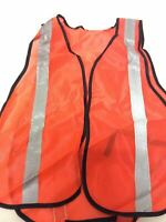 12x NEW CPP ANSELL EDMONT REFLECTOR VEST CONSTRUCTION SAFETY 1ST QTY AVAILABLE