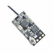 FS 2.4GHz 6CH Micro Receiver PPM Signal Output 1g 5V Compatible with FLYSKY US