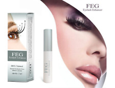 3ml FEG Rapid Growth EyeLash Enhancer Eye Lash Serum Liquid ORIGINAL Natural