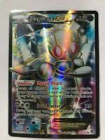 Magearna EX FULL ART ULTRA RARE 110/114 XY Steam Siege Pokemon Card NM HOLO