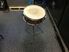 1958 Leedy Snare Drum with Stand and Case