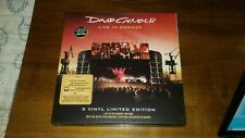 David Gilmour Live in Gdansk 5LP Edizione Limitata