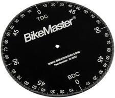 BikeMaster Aluminum Timing Degree Wheel