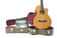 Taylor NS72 CE Grand Concert Nylon-String Acoustic-Electric Guitar w/OHSC NS72ce