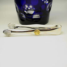 Faberge Chrome Ice Bucket Tongs