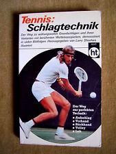 """""""Tennis: Schlagtechnik"""" von Larry Sheehan"""
