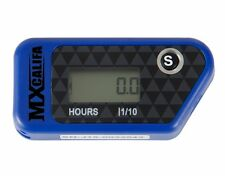 HOUR METER WIRELESS VIBRATION - YAMAHA YZF YZ  450 250 ENGINE  BLUE HOURMETER