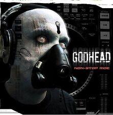 GODHEAD Non-Stop Ride CD Industrial Pigface Fear Cult  x-marks zeromancer Ogre