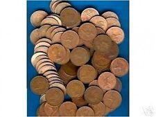 100 Australian Kangaroo Pennies Assorted Dates Not Checked for Varieties