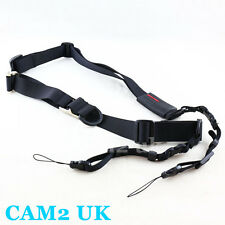 Carry Speed M-Sling Camera Sling Strap for Sony NEX PEN E NX FX Mirrorless black