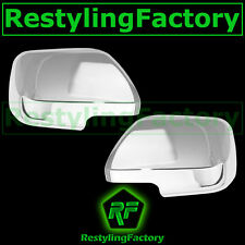 08-12 Ford Escape Triple Chrome plated Full Mirror cover a pair