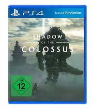 PS4 Spiel Shadow of the Colossus DE/EN/IT/FR/ES NEUWARE