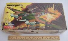 MONOGRAM 1965 DEHAVILLAND MOSQUITO BOMBER MODEL KIT STILL SEALED!