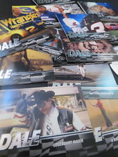 DALE EARNHARDT SR PRESS PASS TRADING 50 CARD METAL TIN SET DVD MOVIE NASCAR BOX