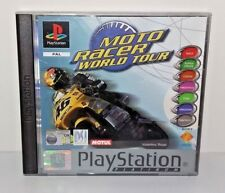 Moto Racer World Tour Platinum PS1 USATO ITA
