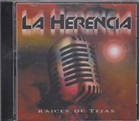 "*CD-La Herencia-""Raices de Tejas"" ..Tejano Tex Mex Latin-CD SEALED!"