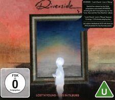 Riverside - Lost N Found-live In Tilburg CD