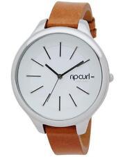 Rip Curl Women's Horizon Leather Watch Womens Wristwatch Grey