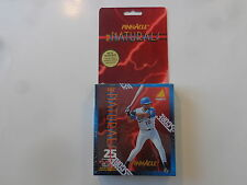 1994 Pinnacle 'The Naturals' Limited Edition 25 Card Factory Set w/Certificate