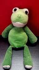 """Scentsy Buddy Ribbert Frog Air Freshener Plush Collectible Toad Fragrance 15"""""""