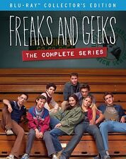 FREAKS AND GEEKS COMPLETE SERIES New Sealed Blu-ray Collector's Edition