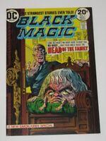 Black Magic #1 Joe Simon & Jack Kirby Reprints from 1950s Series 1973 DC Comics