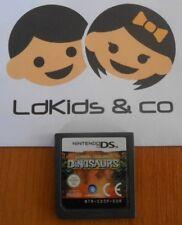 Nintendo DS COMBAT DE GEANTS DINOSAURES JEU EN LOOSE - VF