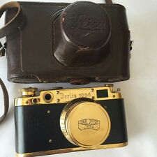 Leica Camera avec objectif Carl Zeiss Jena russe FED transformation-leica