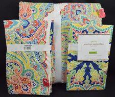 Pottery Barn Twilight Penelope Organic Duvet Cover Full Queen & Shams Euro S/ 3