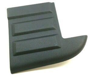 2010-2019 Dodge Ram 1500 Pickup black LH Driver Side Bedrail Rear Caps new OEM