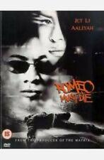 Romeo Must Die DVD (2001) Jet Li, Bartkowiak (DIR) cert 15 Fast and FREE P & P