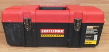Craftsman (59923711-2) Professional 26' (inch) Wide Tool Box w/ Tote Tray *READ*