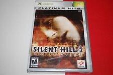 Silent Hill 2: Restless Dreams [Platinum Hits] (Xbox, 2003), Actual pict, Sealed