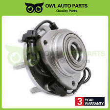 For 2002-2009 Chevy Trailblazer GMC Envoy Bravada Rainer Front Wheel Bearing Hub