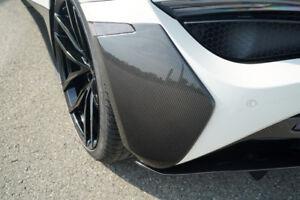 Novitec Carbon Rear Bumper Lateral - Mclaren 720S
