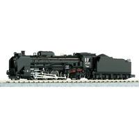 Kato 2016-7 Steam Locomotive 2-8-2 Type D51-498 - N
